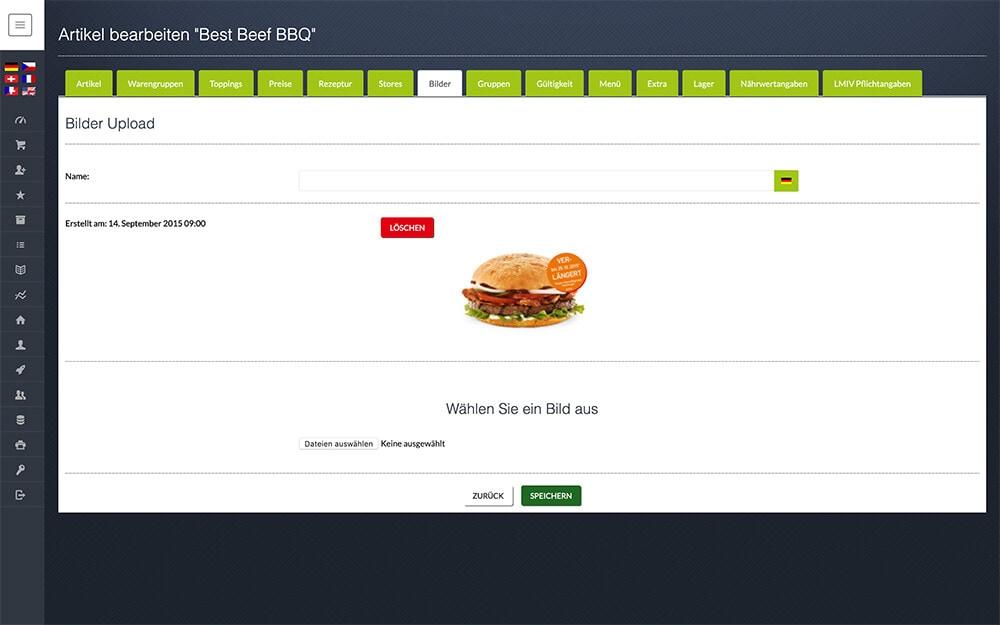 Frei einstellbar - konfigurieren Sie Ihren Webshop selbst